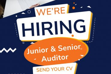 We're Hiring: Senior Auditor & Junior Auditor – September 16, 2020